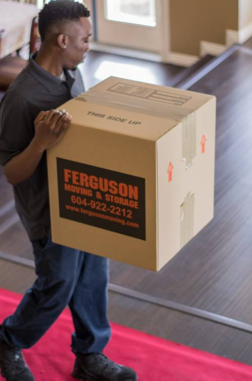 Ferguson Moving - Packing